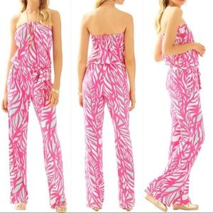 NWT Lilly Pulitzer Tia Jumpsuit